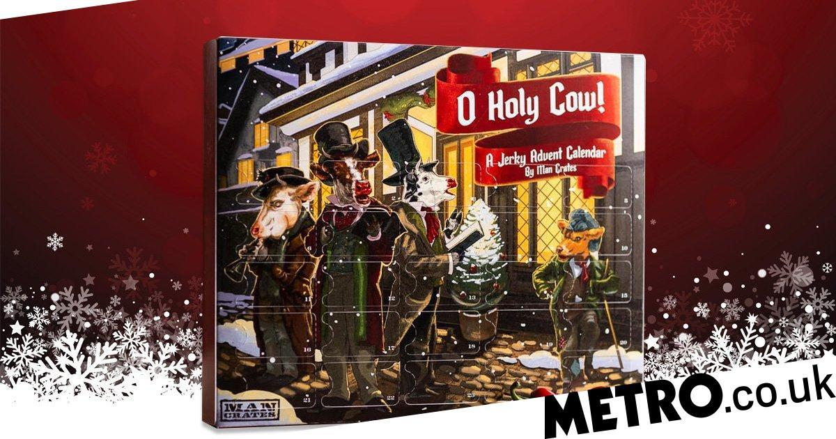You Can Now Buy An Advent Calendar Filled With Beef Jerky photo
