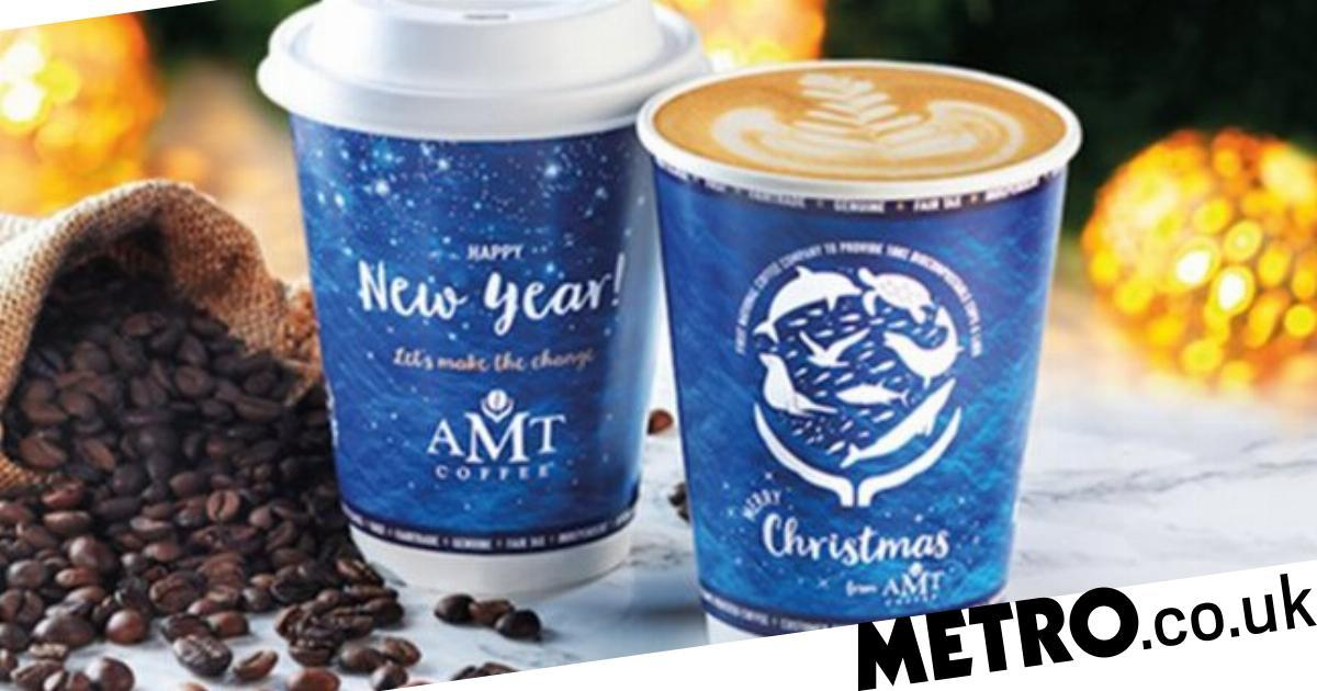 Amt Coffee Will Now Be Serving Their Drinks In Compostable Cups photo