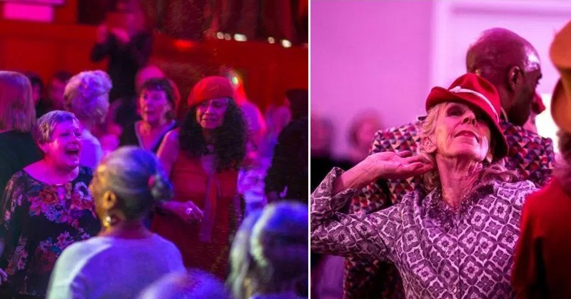 This Nightclub For The Elderly Is Fighting Loneliness With Tea Party Disco photo