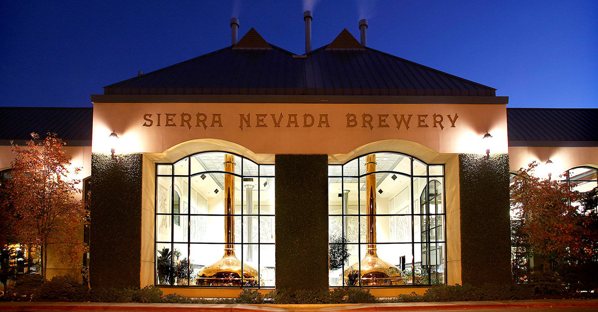 Sierra Nevada?s New Ipa Is Raising Funds For Camp Fire Relief photo