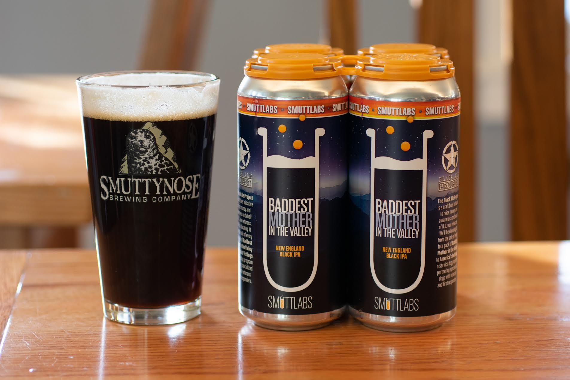 Smuttynose Brewing Releases Baddest Mother In The Valley photo