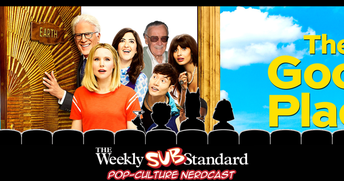 The Substandard On Stan Lee, The Good Place, And Fanta photo