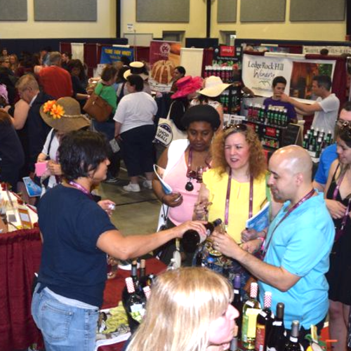 Wine And Chocolate Festival This Weekend Only photo