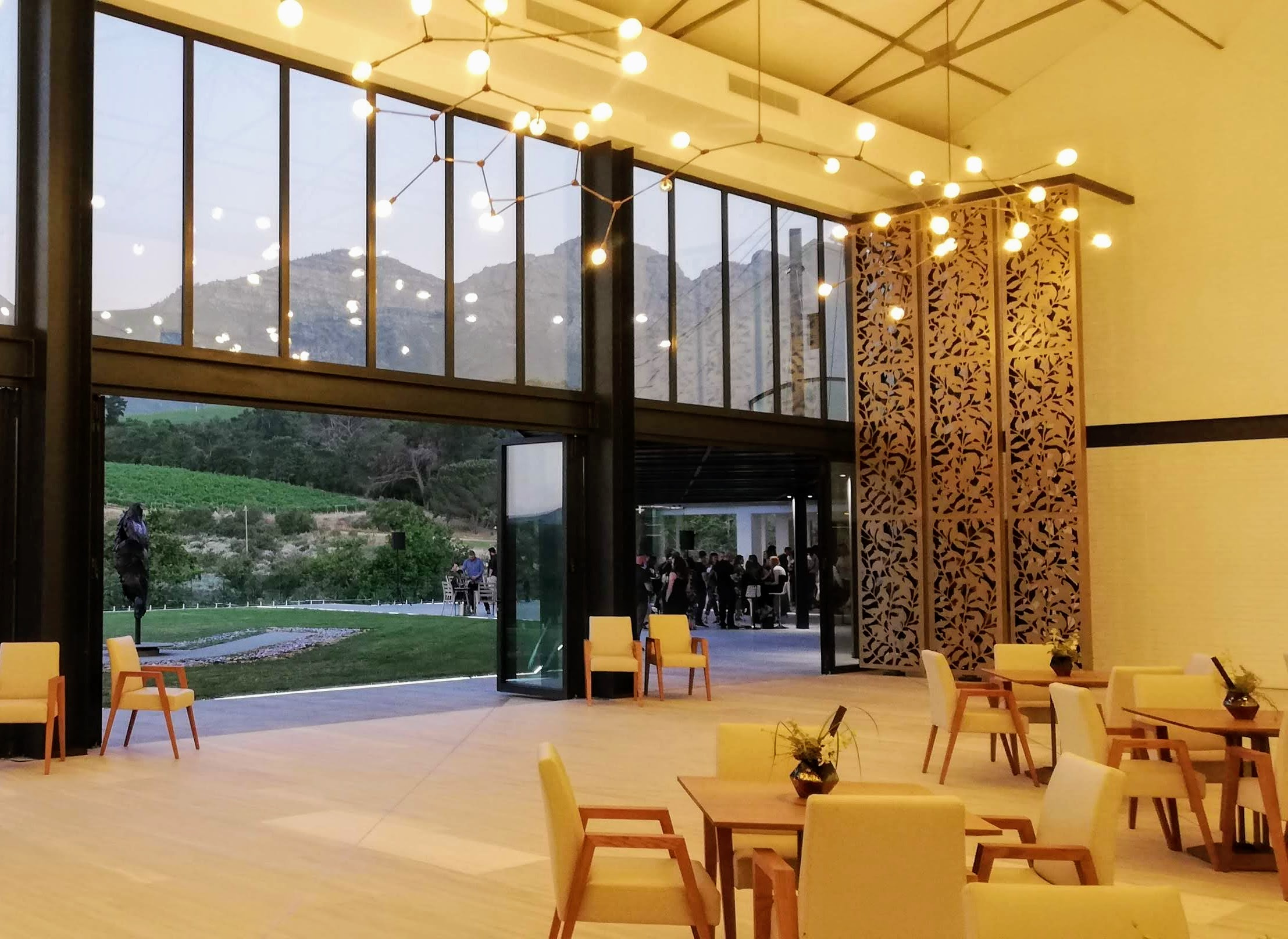 wedding venue Qioun rock Quoin Rock gets a major revamp and a fancy new restaurant