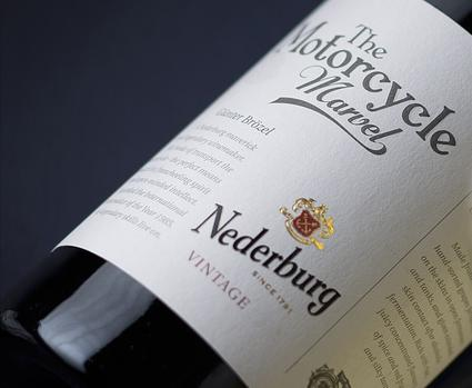 "Nedeburg Rhone-style Blend Achieves ""best Wine From Sa"" Trophy In Hong Kong photo"