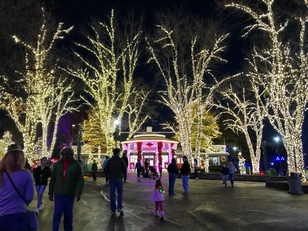Agenda Weekender: 115+ Things To Do This Weekend, Including Holiday On Ice, Carowinds Winterfest And Speedway Christmas photo