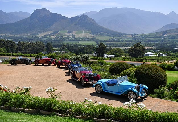 Owners And Spectators Delighted At The Special South African Grand Prix Festival Experience photo