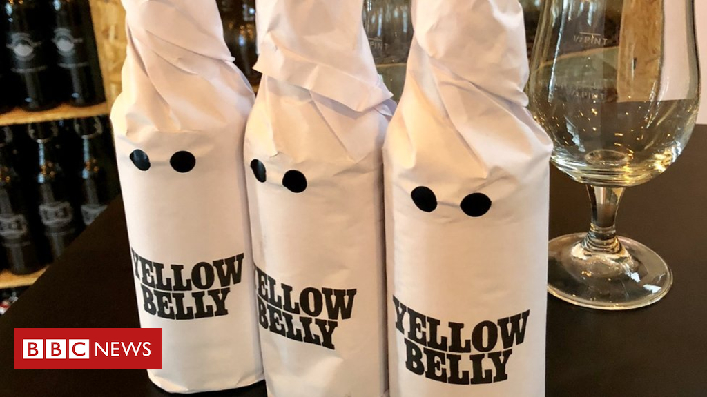'anti-racist' Beer In Trademark Row photo