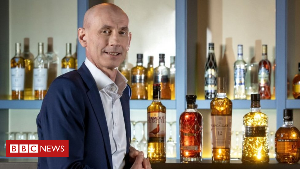 Boss Of Macallan Maker Edrington To Retire photo