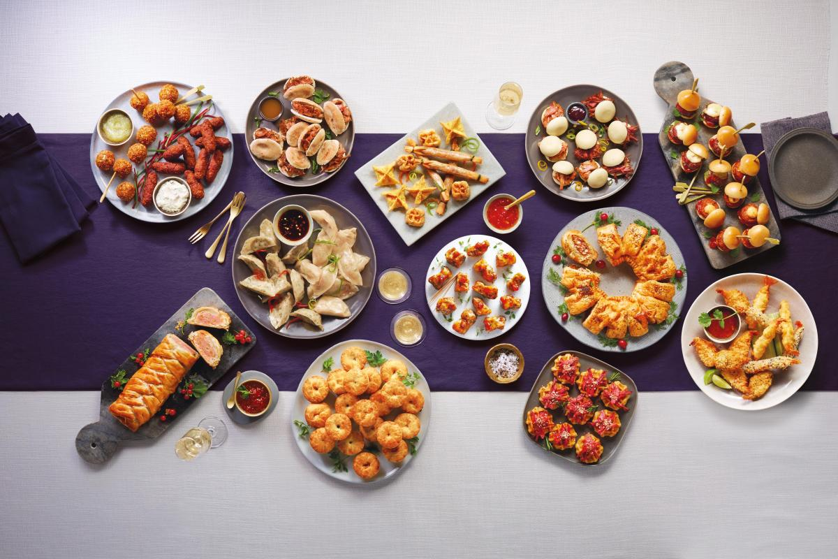 You Can Get Everything You Need For The Perfect Christmas Party From Aldi And It Doesn't Need To Break The Bank photo