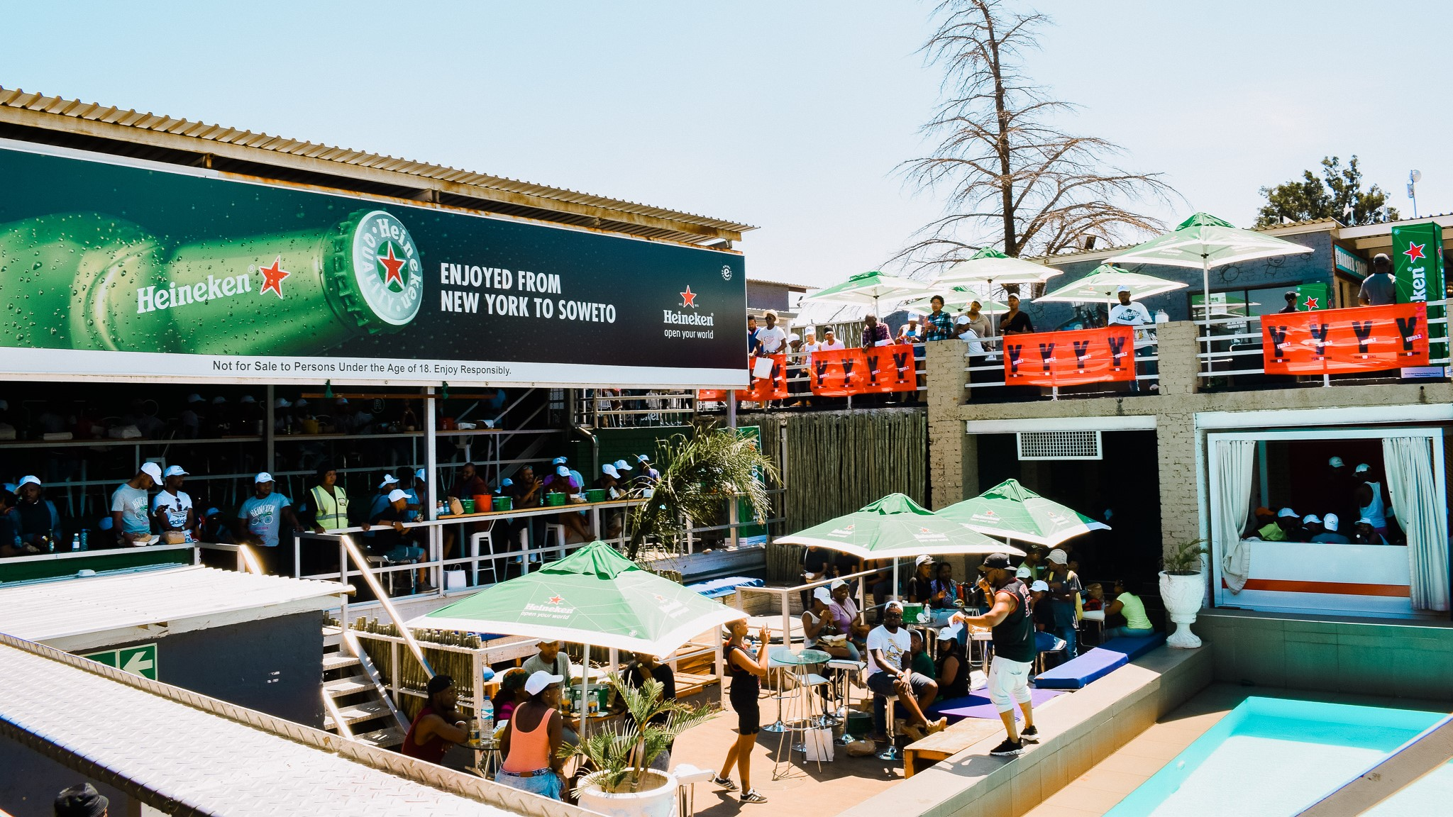 Heineken Parters With Global Citizen photo