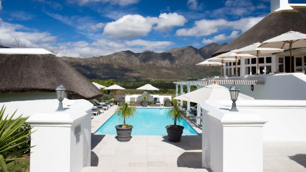 Save On Four-day Package Stay At Branson's South African Hotel photo