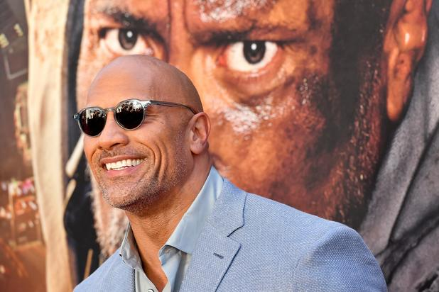 "Dwayne Johnson Reveals Tequila's Role In Creating ""titan Games"" Series photo"