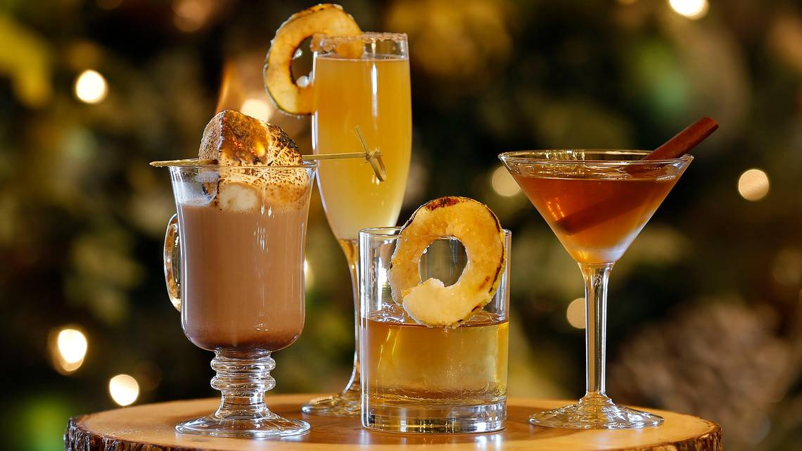 Celebrate In Style: Try These Specialty Cocktails Served In Beautiful Surroundings photo