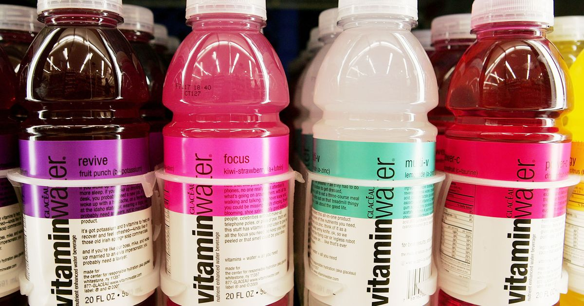 Vitaminwater Is Offering $100,000 To Keep Off Your Smartphone For A Year photo