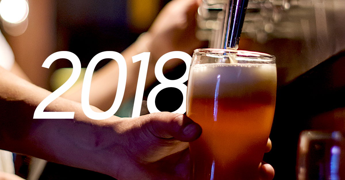 3 Big Storylines That Defined Beer In 2018 photo