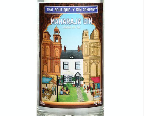 Marston?s Team Create Bespoke Boutique-y Gin photo