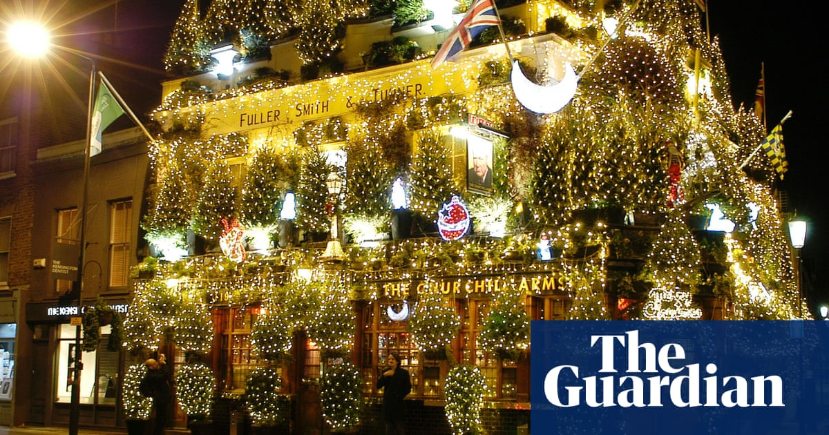 10 Great Pubs, Chosen By Santa And Other Christmas Workers photo