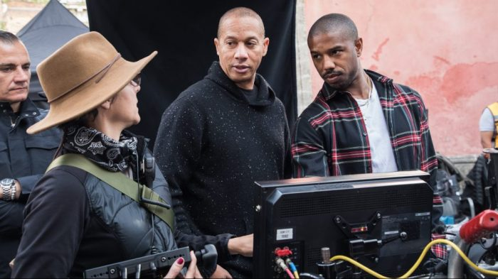 Michael B. Jordan Sets New Directorial Project With Bacardi (exclusive) photo