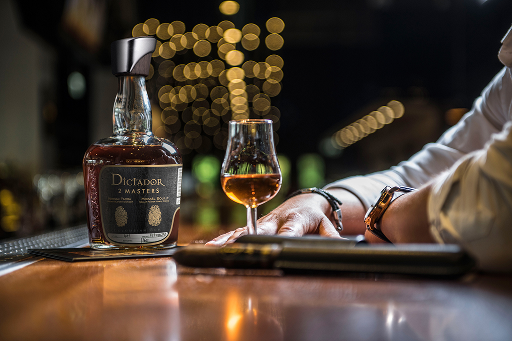 Just 12 Bottles Have Been Given A Whisky Finish photo
