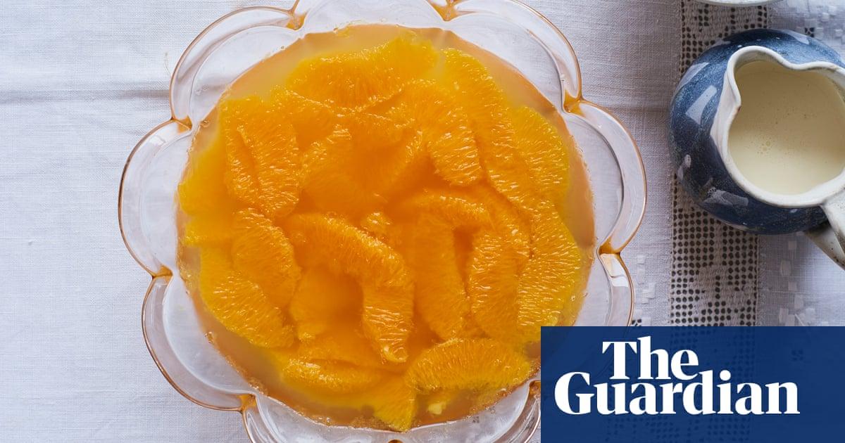 Rachel Roddy's Orange And Prosecco Jelly Recipe photo