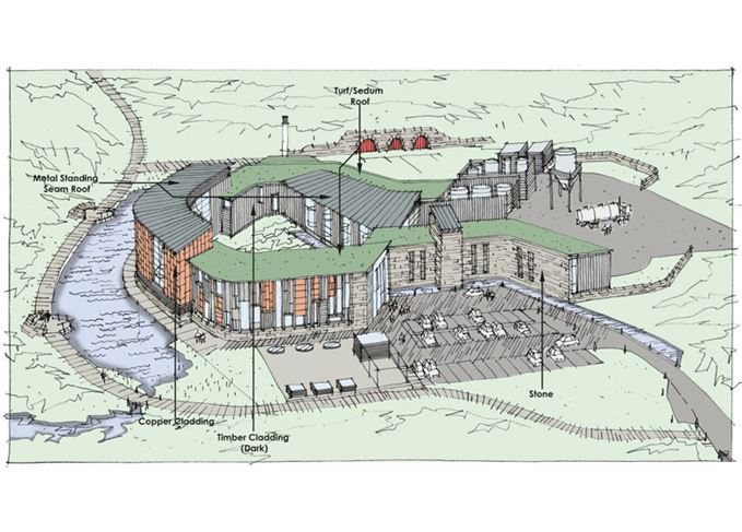 Plans Submitted For New Islay Distillery photo