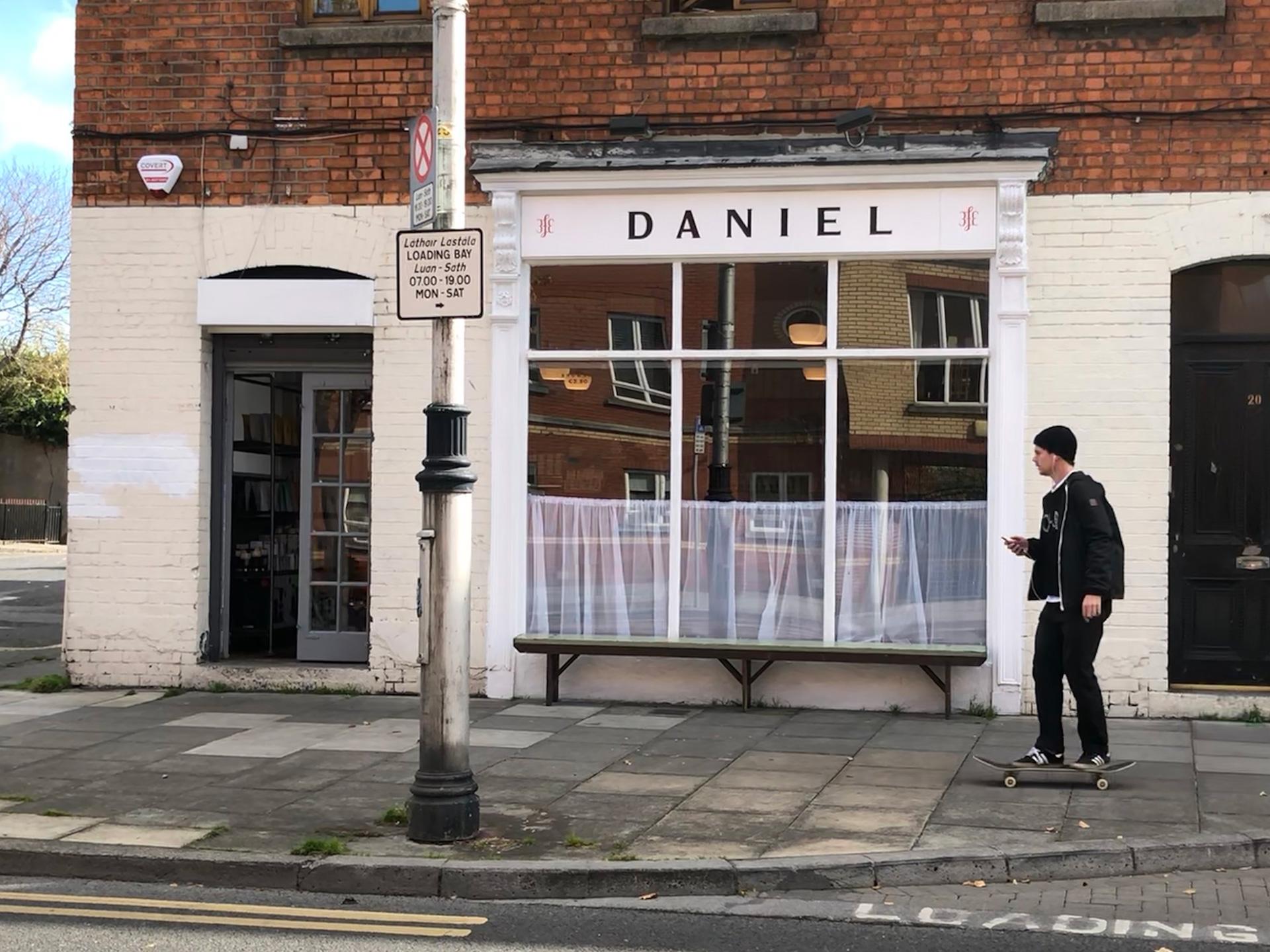 At Daniel, Colin Harmon's New Expression Of Coffee Culture In Dublin photo