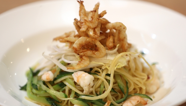 European, Moroccan Or Japanese Food? Try Them All At Lumi In Admiralty photo