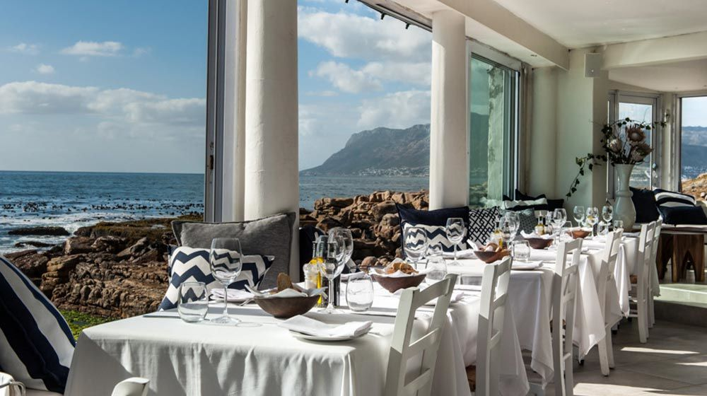 5 Restaurants With Great Views Of Cape Town photo