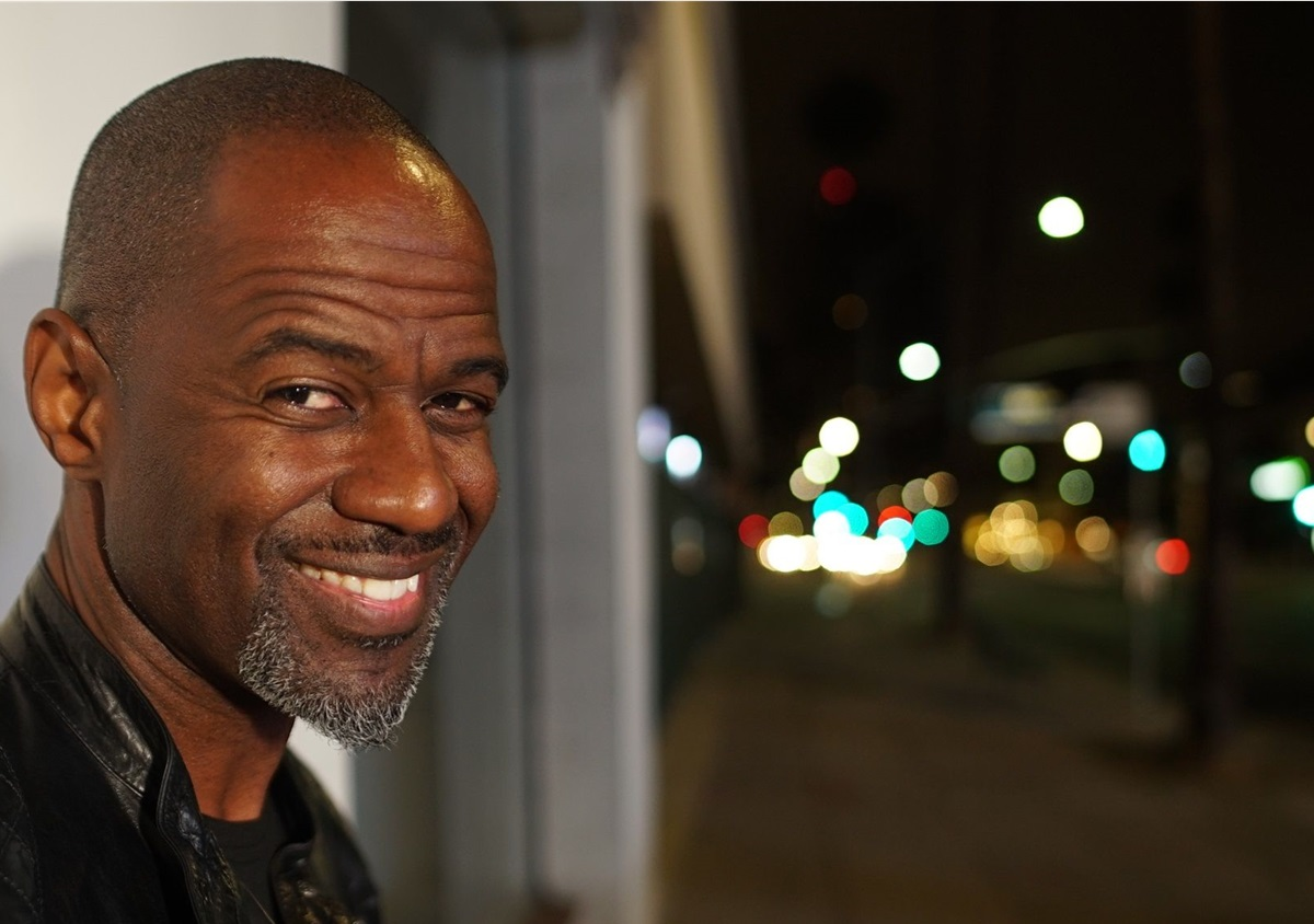 Brian Mcknight On Performing And Travelling photo