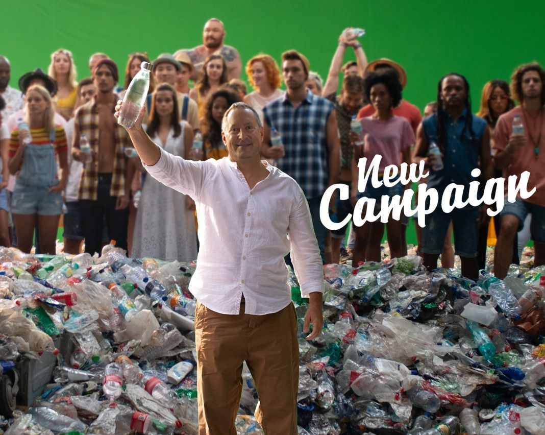 #newcampaign: #fightplastic W/ Sodastream photo