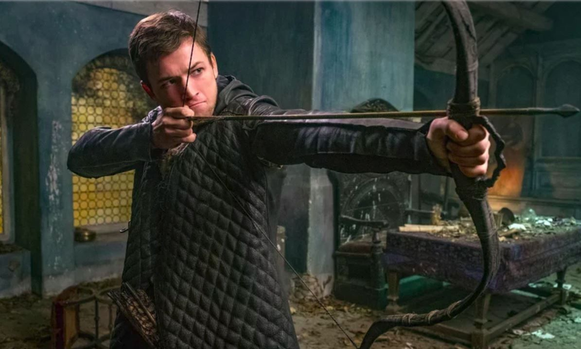 #onthebigscreen: Mary Poppins Returns, Ben Is Back, And So Is Robin Hood photo