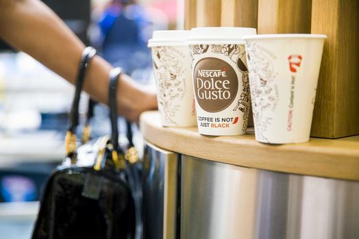 Nescafe Dolce Gusto Launches The First Pop-up Store At Mall Of Africa photo