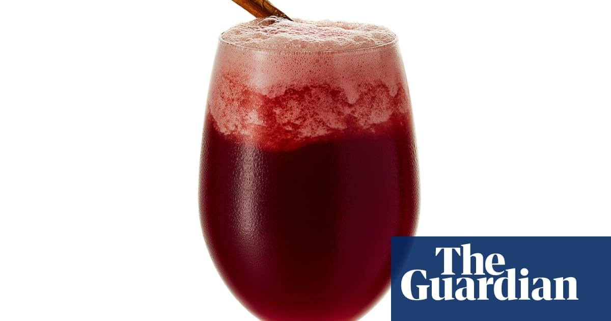 Cocktail Of The Week: Santa's Magic Potion photo