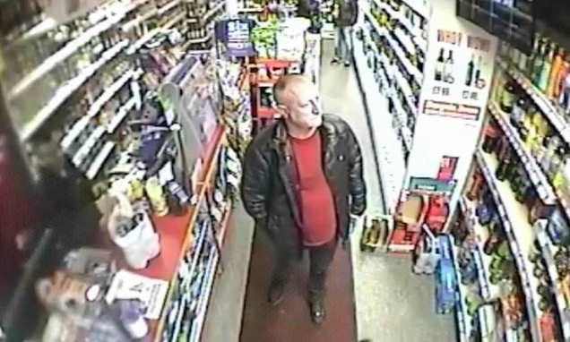 Paul Massey 'seen On Cctv Minutes Before He Was Shot Dead' photo