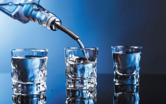 Vodka Under Pressure In Gtr photo