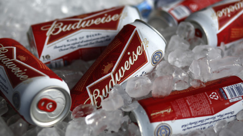 The Maker Of Budweiser Is Teaming Up With Tilray To Explore Cannabis-infused Drinks photo
