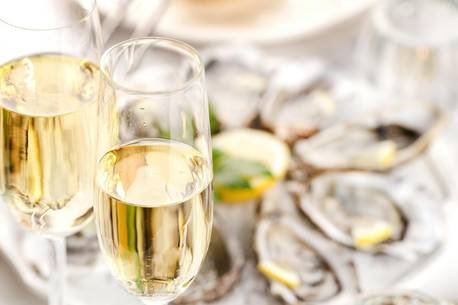 Perfect Pairings For Sparkling Wine photo
