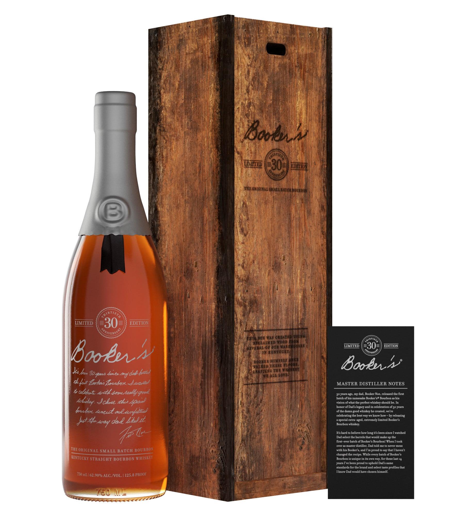 Booker's Bourbon Announces New Release photo