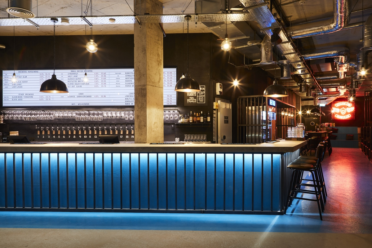 Brewdog Opens 40th Uk Bar, In Brixton ? Beer Today photo
