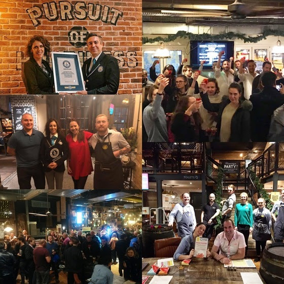 Beer Tasting Record Broken At Brewhouse & Kitchen ? Beer Today photo