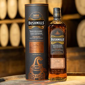 Bushmills Unveils Acacia-aged Irish Whiskey photo