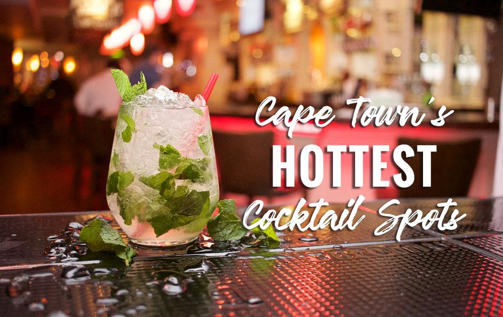 Cape Town's Hottest Cocktail Spots photo