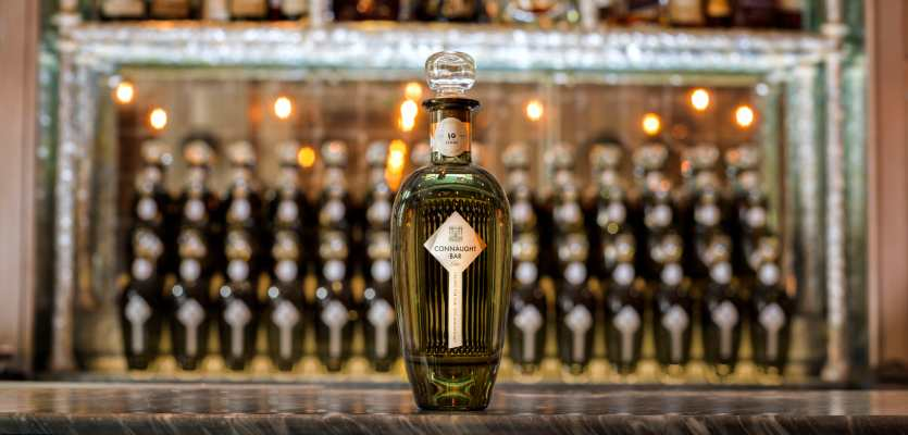 Connaught Bar Unveils 10th-anniversary Gin Crafted By Ago Perrone photo