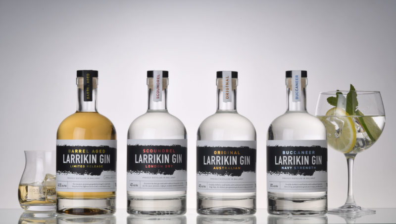 On The Shelf: From Starwood's Two-fold Whisky To Kilderkin's Larrikin Gin photo