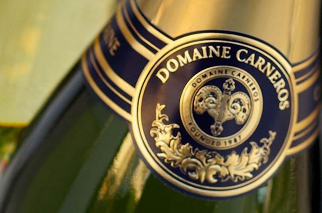 Domaine Carneros: Tasting Le Reve photo