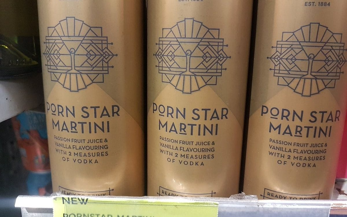 Marks & Spencer In New Sexism Row Over New 'porn Star Martini' Cocktail photo