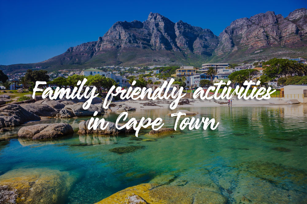 Family Friendly Activities In Cape Town To Keep The Kids Entertained And Parents Sane photo