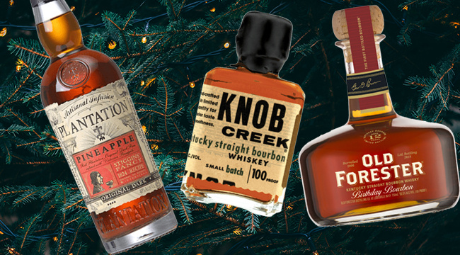 The Best Bottles Of Booze To Gift This Year, According To Bartenders photo