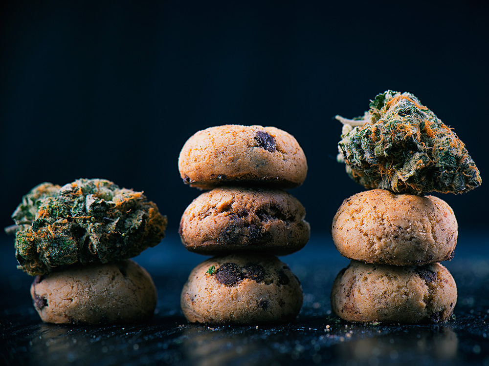 Future Of Food And Drink: 2019 Will Pack A Cannabis-infused Buzz photo